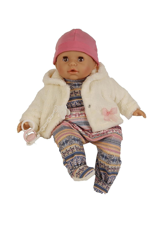 Schildkröt 7545600 Schnullerbaby Amy Gr. 45 Puppe
