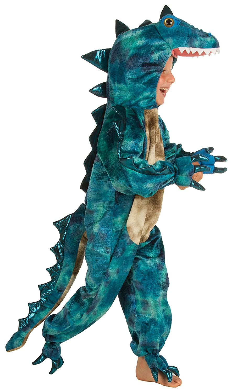 Disfraz de dragón estilo Godzilla
