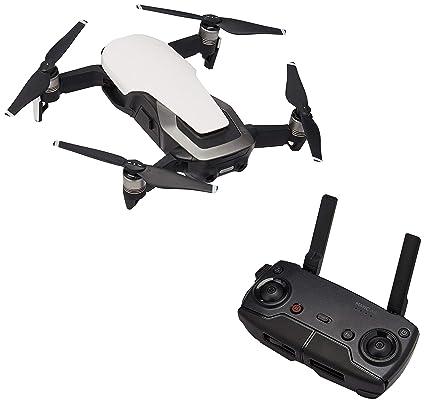 63e8f4f4f13 Amazon.com: DJI Mavic Air, Fly More Combo, Arctic White (Renewed):  Electronics