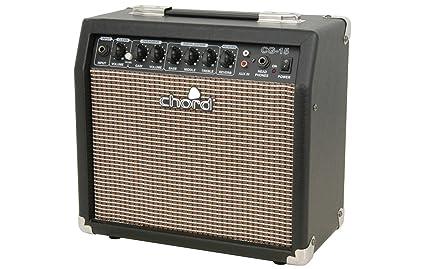 CG-15 amplificador de guitarra 15w