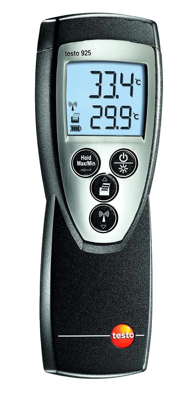 Testo Instrumento De Medición De Temperatura 925: Amazon.es: Industria, empresas y ciencia