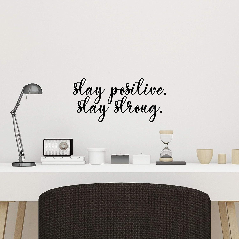 Positive 意味 Stay
