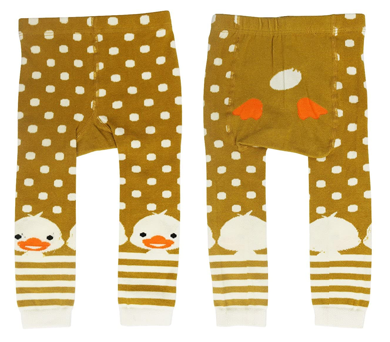 CHUNG Baby Toddler Boys Girls Cotton Footless Ankle Length Tights 6M-3Y