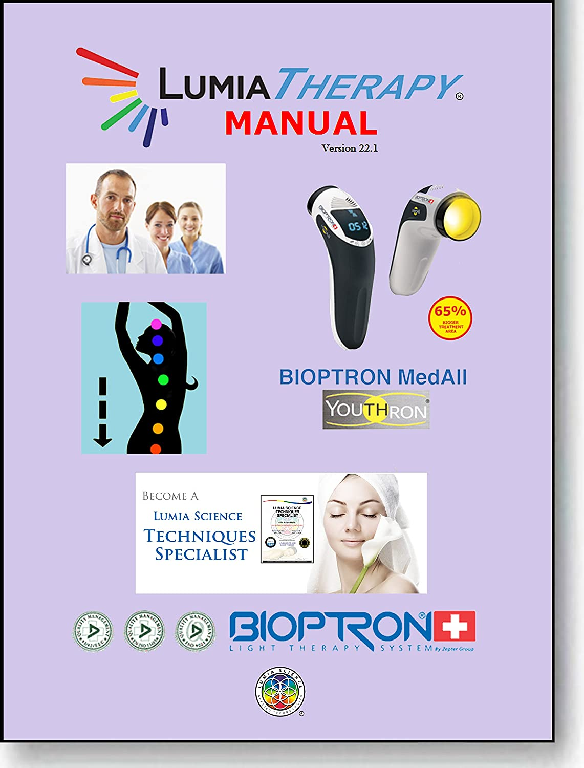 Bioptron light therapy booklet free