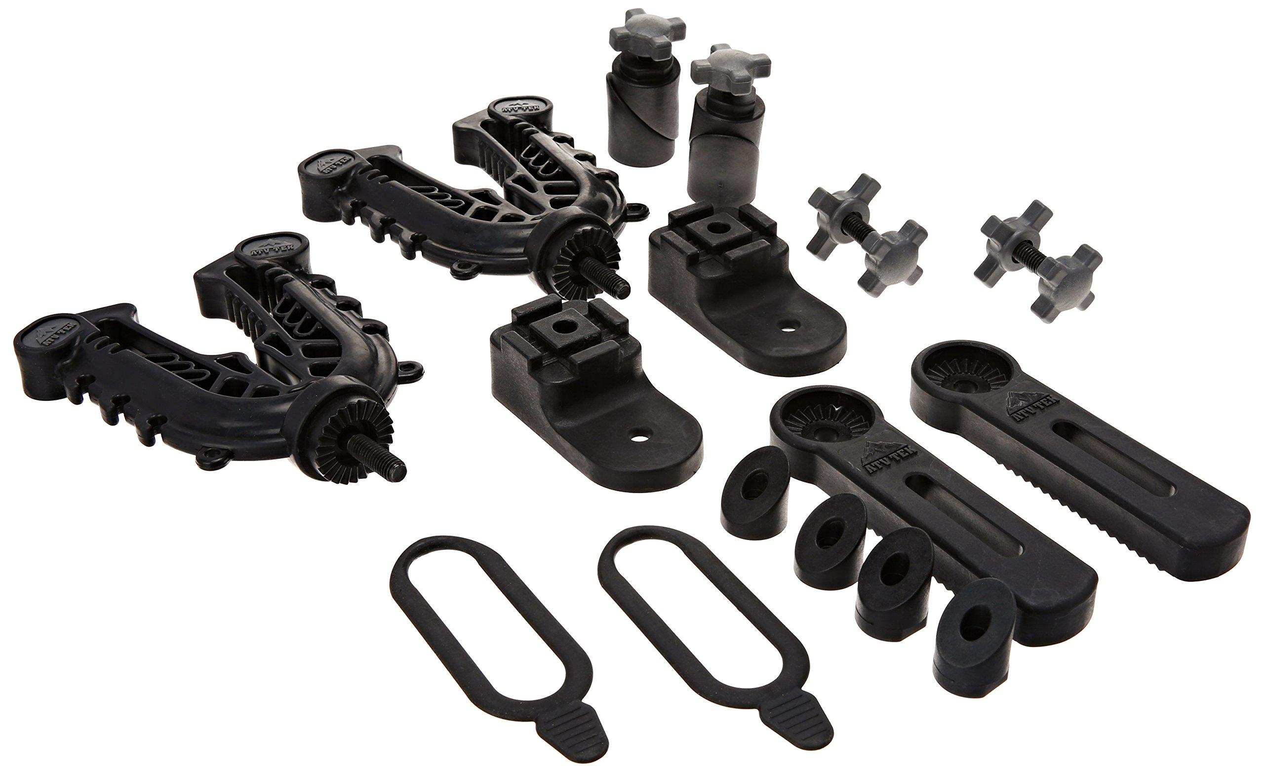 ATV Tek PFFG1 FlexGrip Pro Wedgelock Single Gun/Bow/Tool Rack