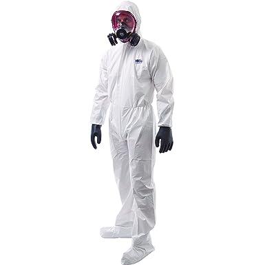 5 pieza traje de protección especial con überschuh Cat 3 ...