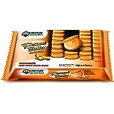 Julie's Peanut Butter Sandwich Biscuits, 1 x 135g pack