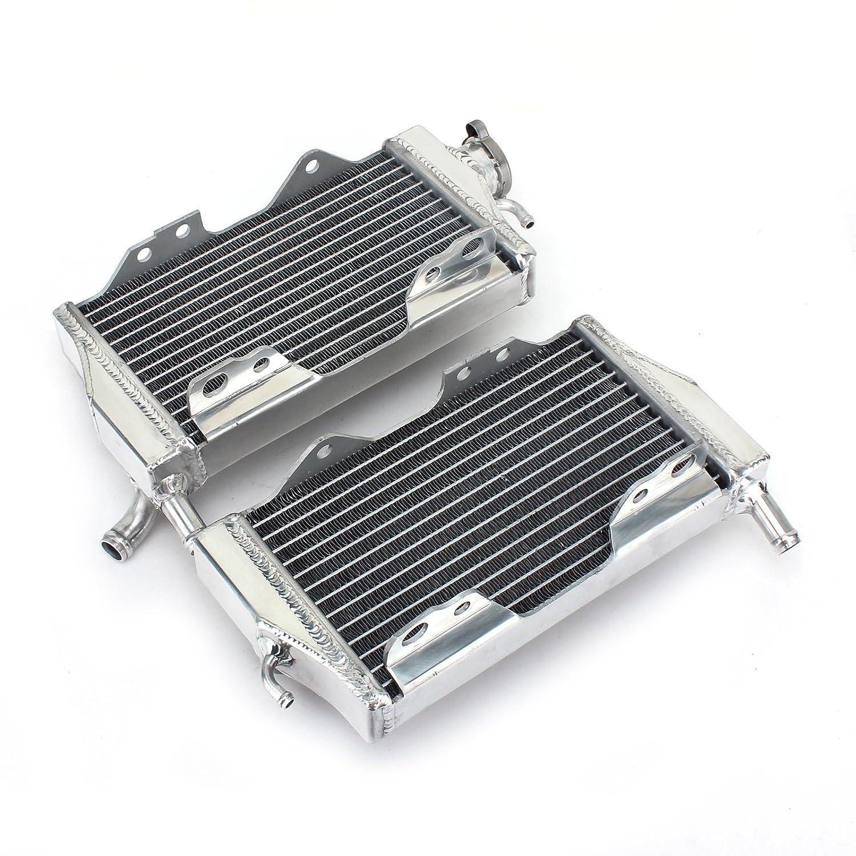 TARAZON Moto Enfriamiento del Radiador Enfriador aluminio para CR250R CR 250 R 2002 2003 2004 2005 2006 2007