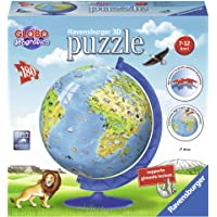 Ravensburger Italy Puzzle 3D Globo Geografico, 12340 7
