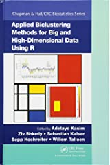 Applied Biclustering Methods for Big and High-Dimensional Data Using R (Chapman & Hall/CRC Biostatistics Series) Hardcover
