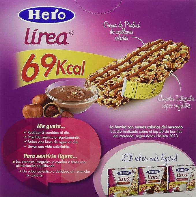 Hero - Praline 6 x 20 g - [pack de 5]