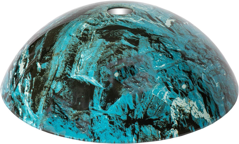 Eden Bath Cliffside Multi Colored Round Glass Bathroom Vessel Sink Amazon Com