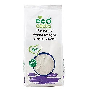 Harinas Ecocesta De Avena Integral Bio Bolsa 500 G (BIO ...