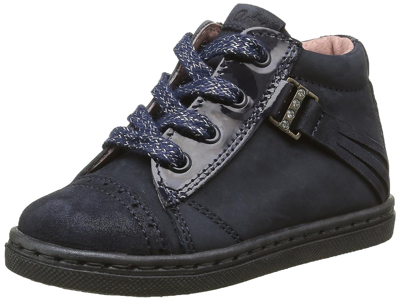 ASTER Sneakers Haut Risette Noir AmPLpOfk