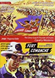 Programa Doble Cavalry Westerns (Gloriosos Camaradas + Fort Comanche) [DVD]