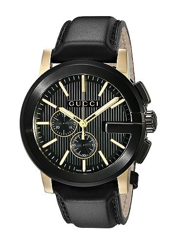 524fc2e8f55cf Gucci YA101203 - Reloj de Cuarzo Unisex