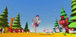Ostrich among us by Mokuni LLC