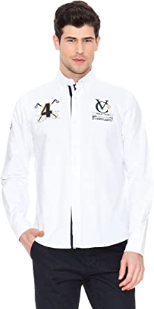 Valecuatro Camisa Argentina Blanco M: Amazon.es: Ropa y ...