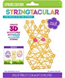 RoseArt Spring Edition Stringtacular Rabbit Craft Set