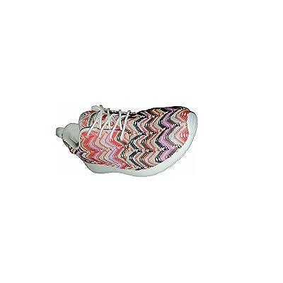 chaussures tissus derbies basket légères et très très confortable red 36