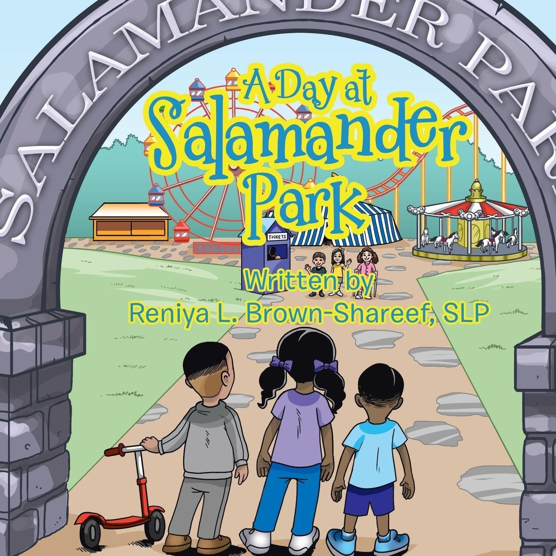 A Day at Salamander Park pdf