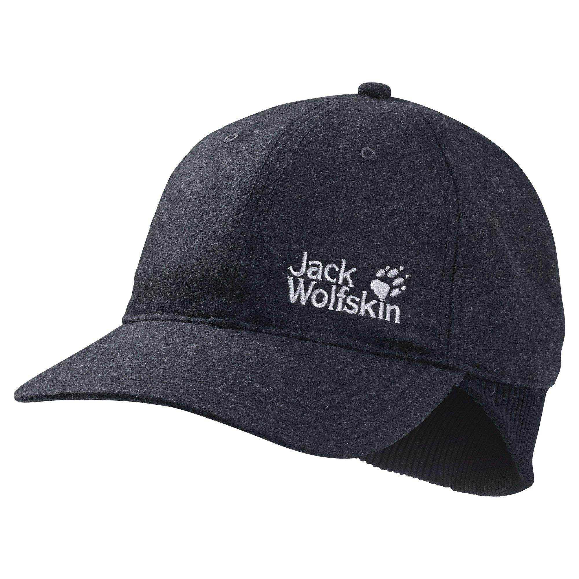 Jack Wolfskin Base Ear Cap, Medium, Phantom