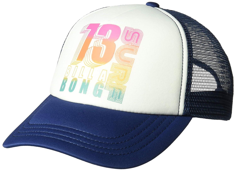 34ea4f80 BILLABONG Women's Across Waves Trucker Hat, Deja Blue, ONE: Amazon.ca:  Clothing & Accessories