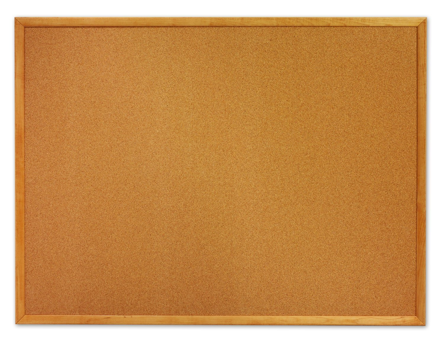 B00D632TA2 - Quartet Bulletin Board, Cork Board, 2 ft x 3ft (24 inches x 36 inches) Oak Wood Finish Frame (MWDB2436-ECR) ACCO Brands