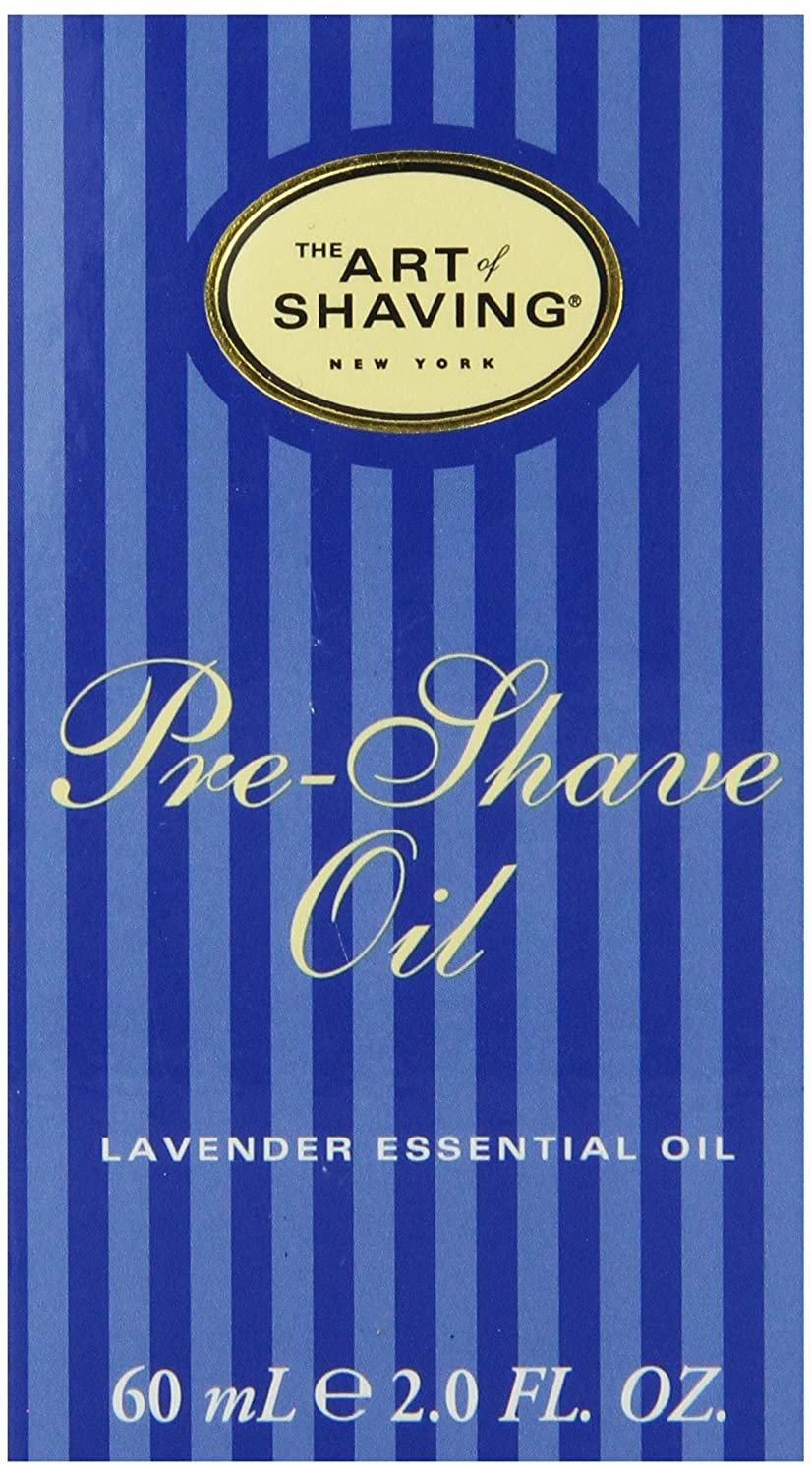 Pre Shave Oil - Lavender Essential Oil ( For Sensitive Skin )--60ml/2oz The Art of Shaving 670535100027