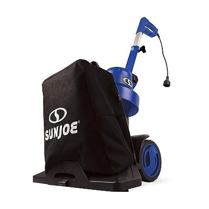 a9e74a37f68 Amazon.com  Sun Joe SBJ801E-SJB-RM 3-in-1 Electric Blower Vacuum ...