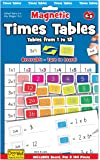 Fiesta Crafts Times Tables Magnetic Activity Chart