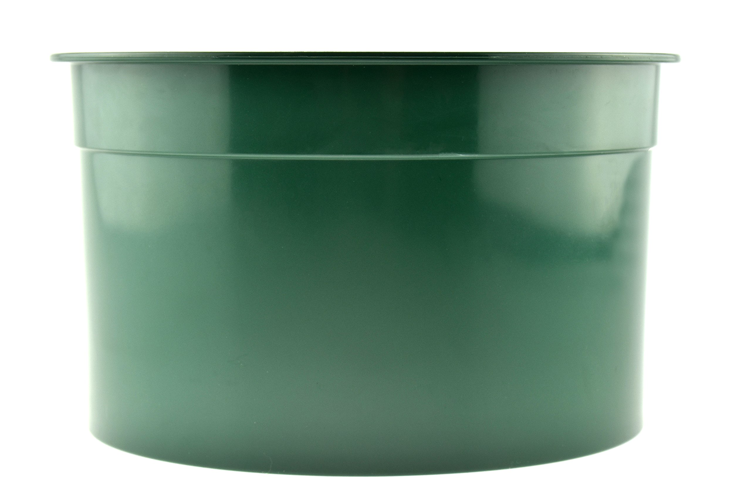 SE GP4-10 5.5'' Mini Stackable Sifting Pan, 10 Holes/Square Inch by SE (Image #3)
