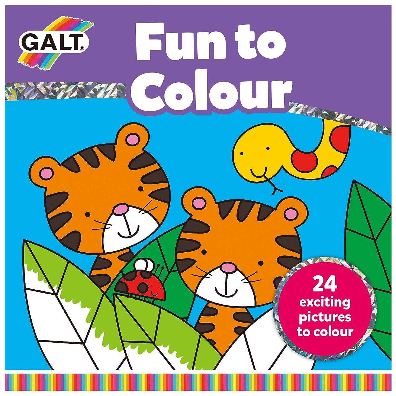 Galt Fun to Color Book: Amazon.co.uk: Toys & Games