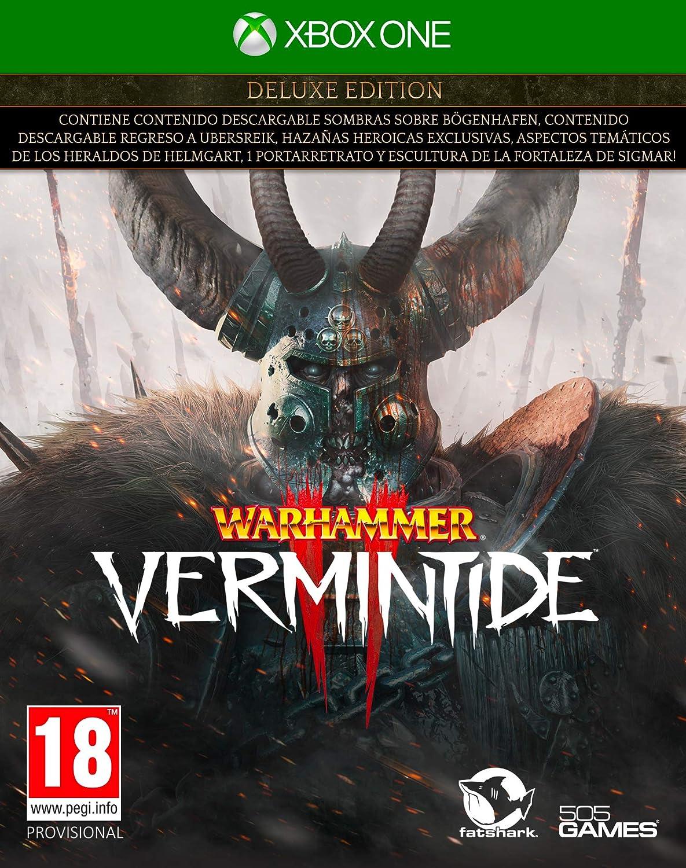Warhammer: Vermintide 2 - Ultimate Edition: Amazon.es: Videojuegos