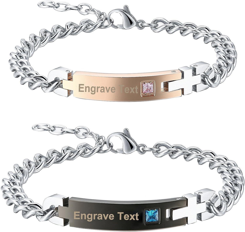 GAGAFEEL Custom Bracelet...