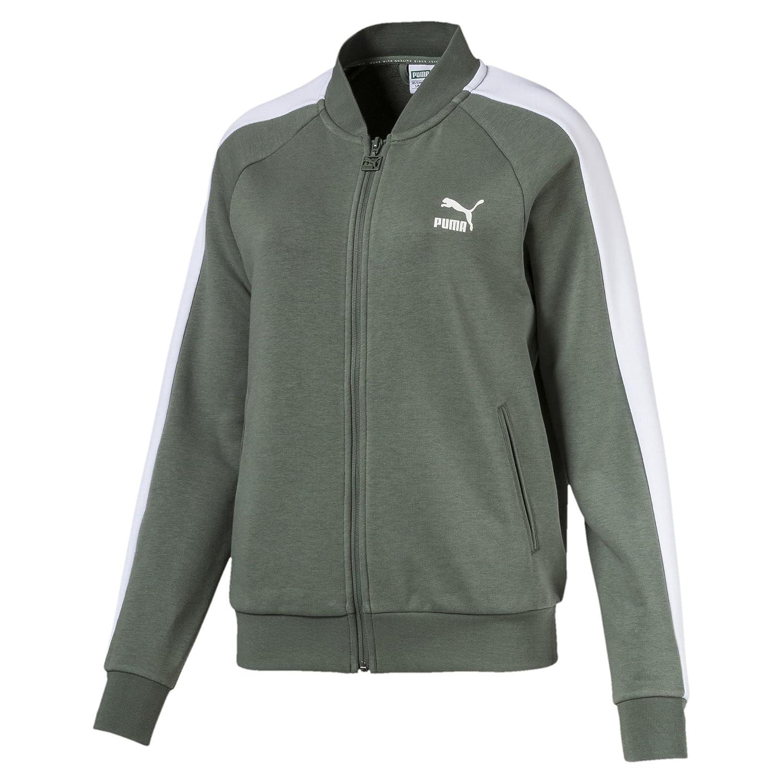 TALLA M. Puma Classics T7 Track Jacket, Ft Chaqueta, Mujer