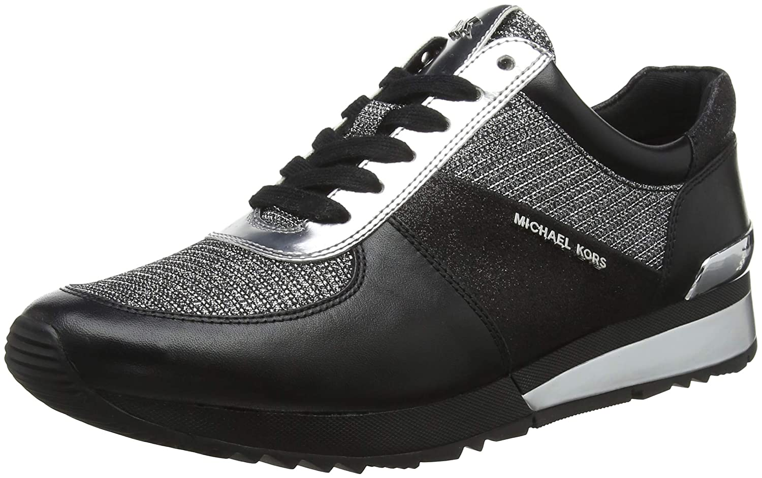 Michael Kors Womens Allie Wrap Trainer