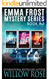 Emma Frost Mystery Series: Book 1-3 (Emma Frost Mysteries)