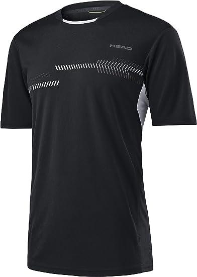 HEAD Mens Club Technical T-Shirt