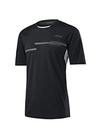 72837ddf2c8 HEAD Boys  Club Technical T-Shirt  Amazon.co.uk  Sports   Outdoors