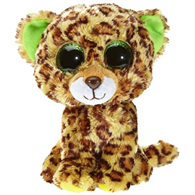 Ty Beanie Boos Speckles Plush - Leopard: Toys & Games
