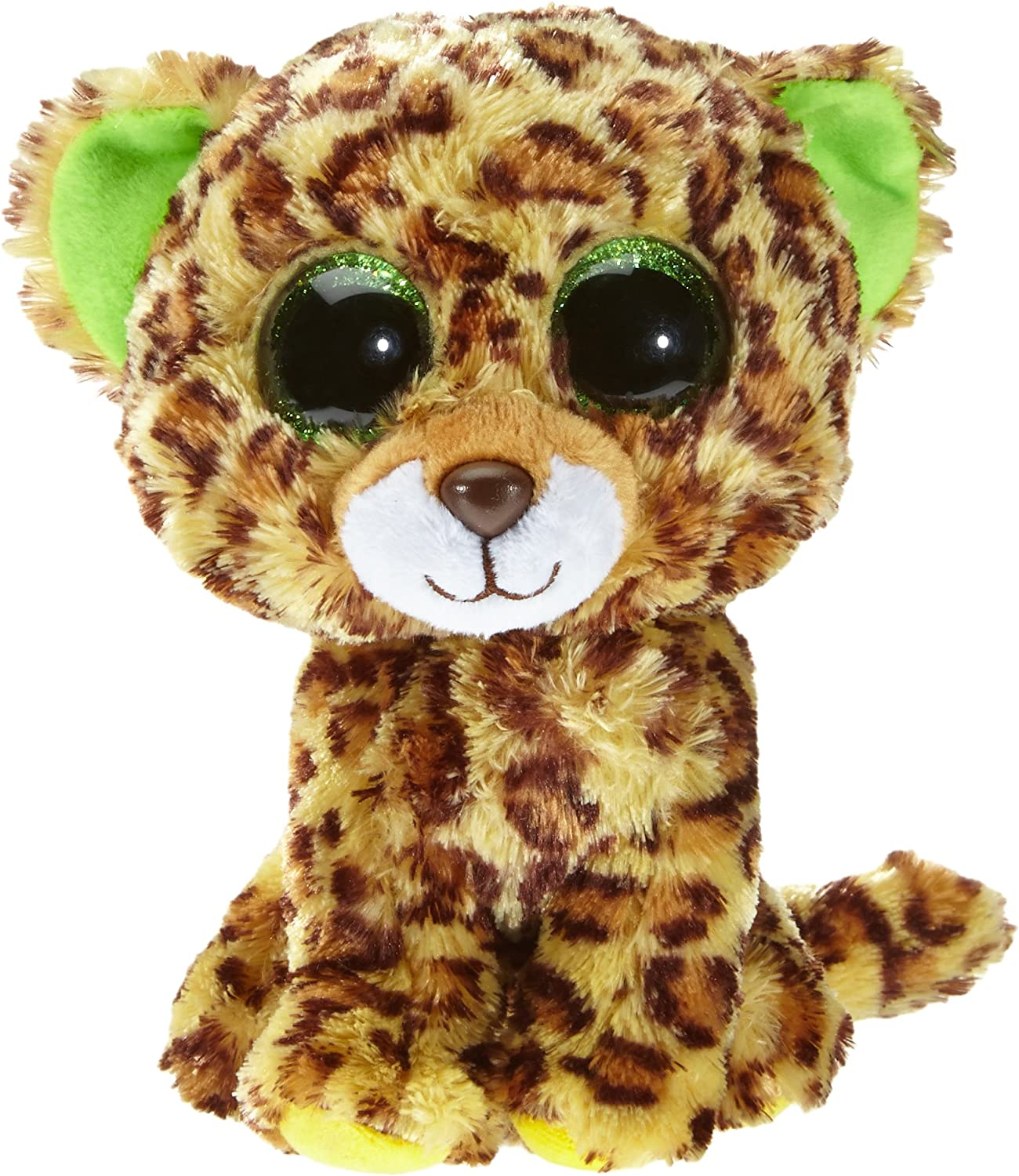 Ty - Peluche Leopardo, 15 cm (United Labels 36067TY): Amazon.es: Juguetes y juegos