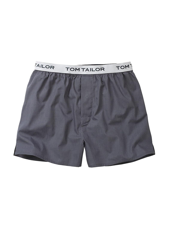Tom Tailor Weston Boxer Shorts 4er Pack - 2 Farben zur Auswahl S bis 2 XL