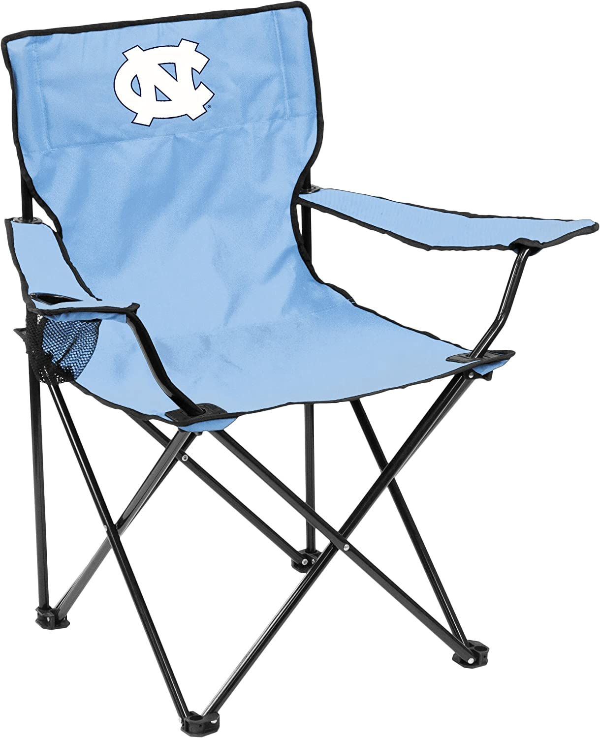 NCAA North Carolina Tar Heels Quad Chair, Adult, Blue