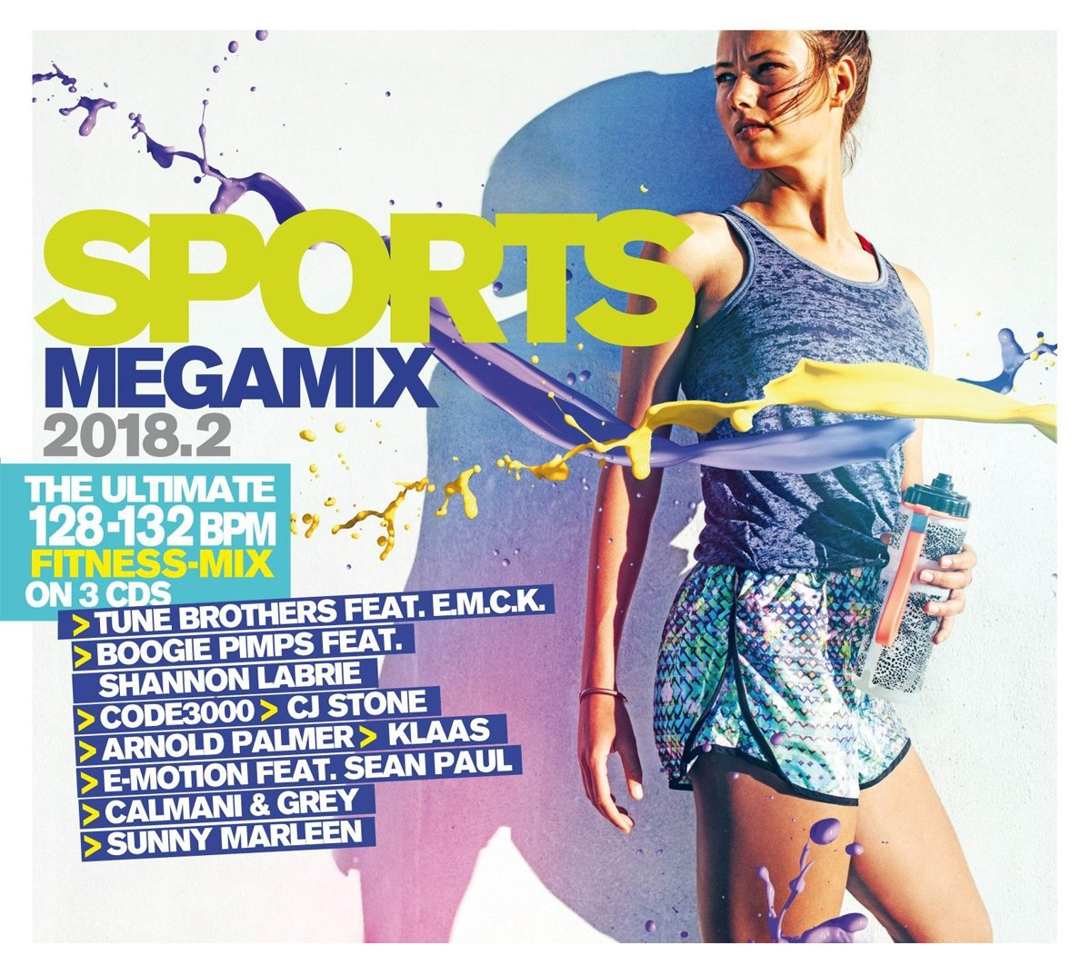 Sports Megamix 2018.2 Your Workout Favourites: Various: Amazon.es: Música