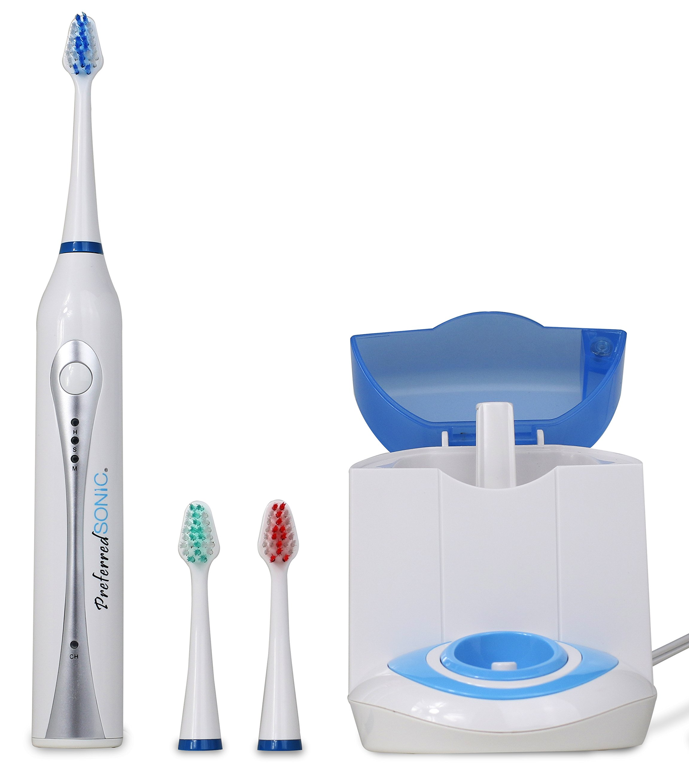 Amazon.com: Sonic Electric Toothbrush with UV Sanitizer: Industrial &  Scientific