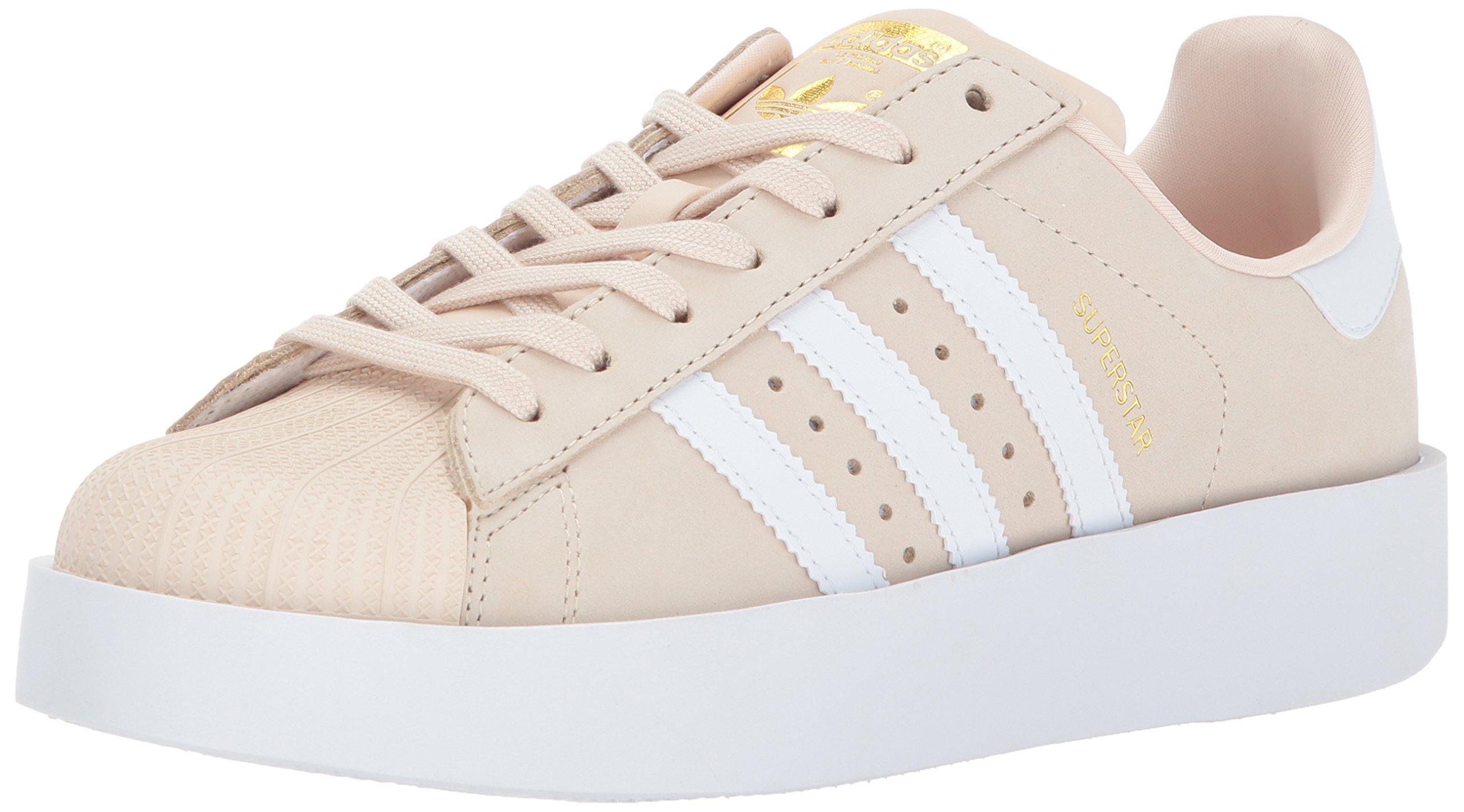 6c42c6afcfe5 Galleon - Adidas Originals Women s Superstar Bold W Running Shoe ...