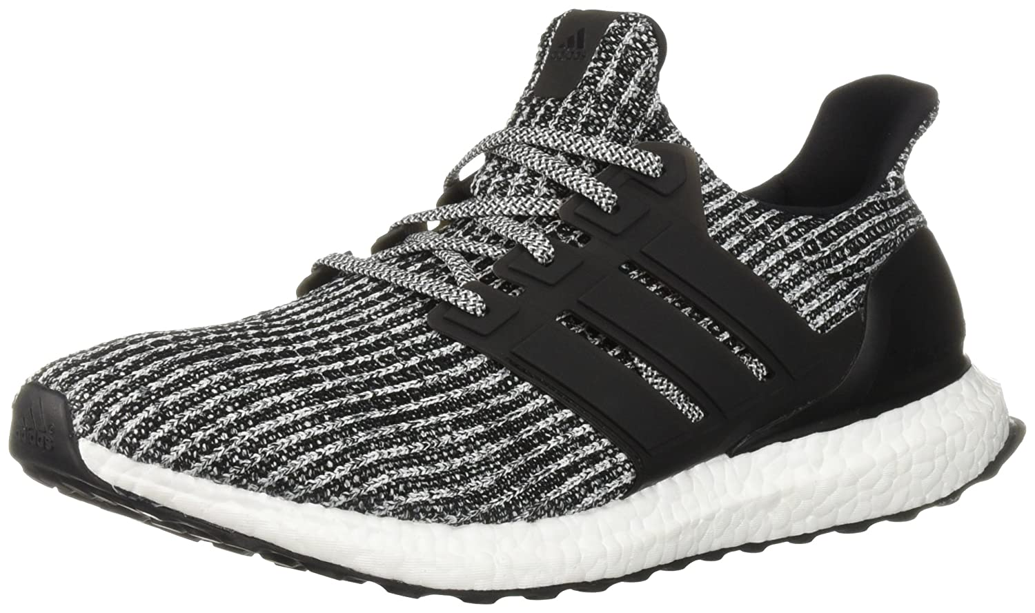 adidas Performance Men's Ultra Boost M Running Shoe B071KCSGPY 6 D(M) US|Core Black-white