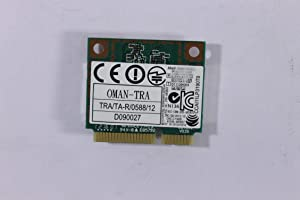 Dell Mini PCI Express Half Height K2GW5 WLAN WiFi 802.11n and Bluetooth 4.0 Wireless Card DW1901 Vos
