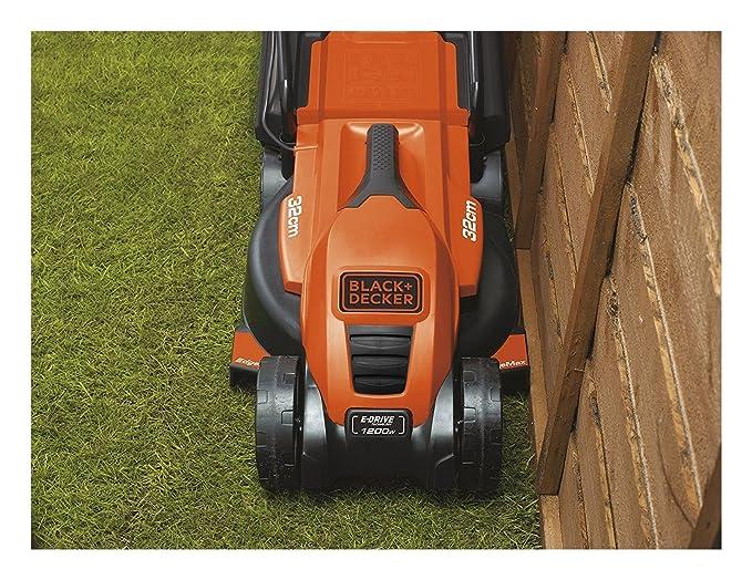 Black & Decker Cortacésped eléctrico 1400 W: Amazon.es: Jardín